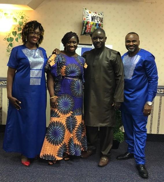 Meet our Pastors