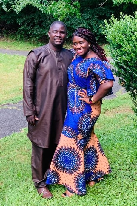 Rev. & Pst. Mrs. Mansaray