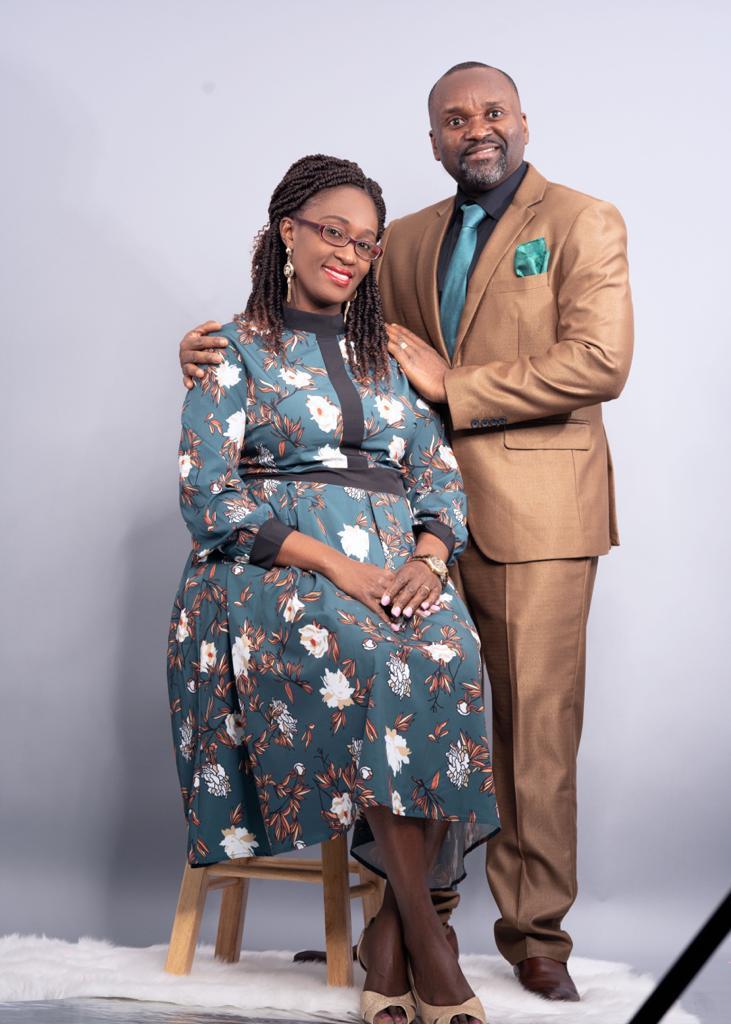 Rev. Dr. & Rev. Mrs. Fahbundeh